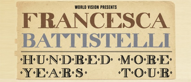 Hundred More Years Tour