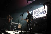 Love & The Outcome_live1