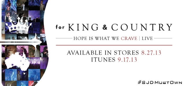 for KING & Country LIVE