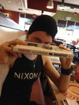 Manafest with Fighter Book