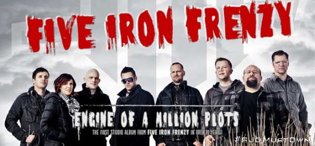 Five Iron Frenzy Banner