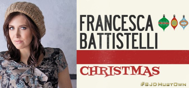 Francesca Battistelli Christmas