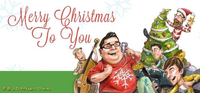 Sidewalk Prophets Christmas
